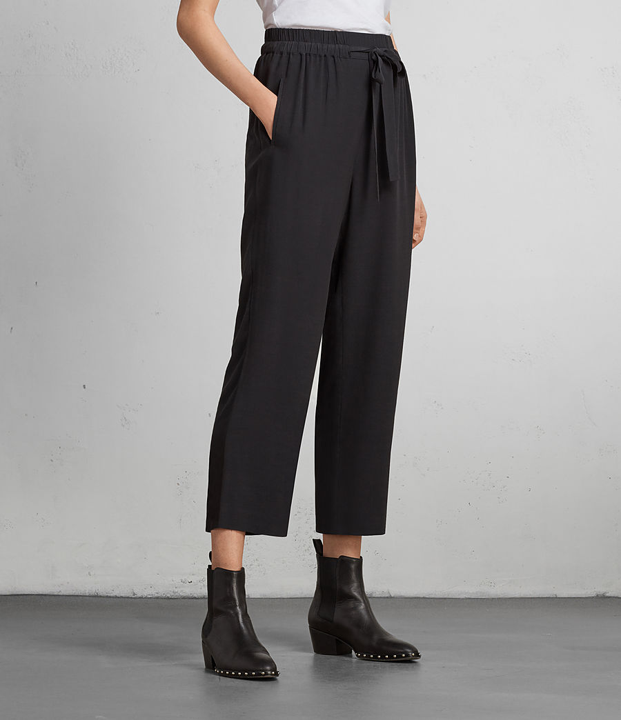 Womens Tailia Pants (black) - Image 1