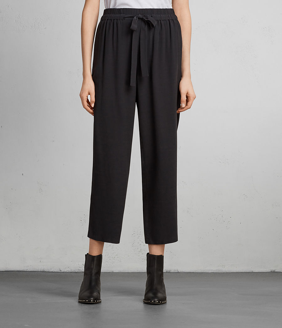 Womens Tailia Pants (black) - Image 3