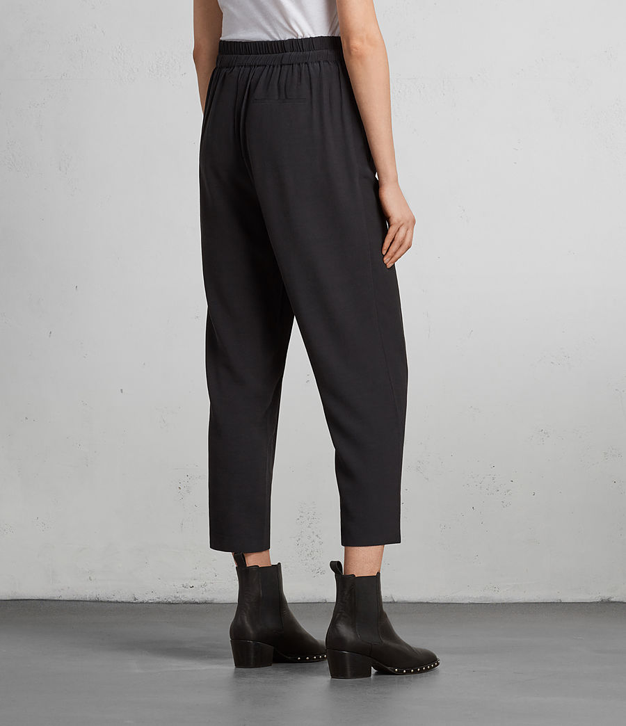 Womens Tailia Pants (black) - Image 4