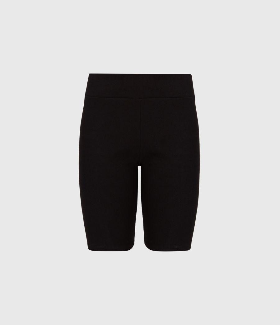Women's Jamie Bike Shorts (black) - Image 2