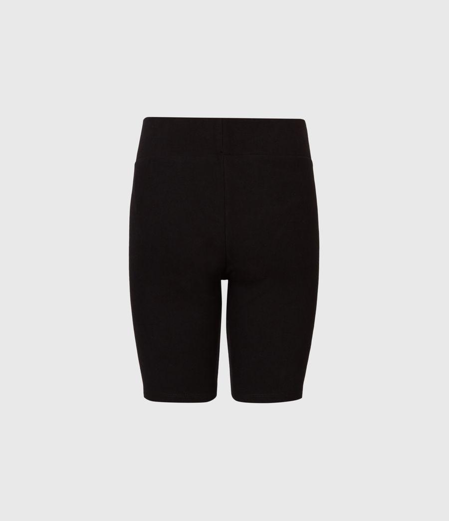 Women's Jamie Bike Shorts (black) - Image 3