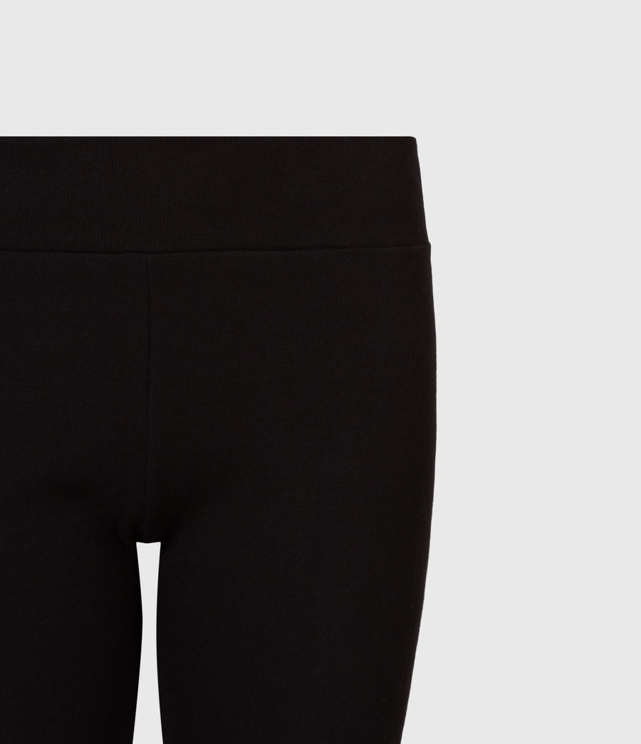 Women's Jamie Bike Shorts (black) - Image 4