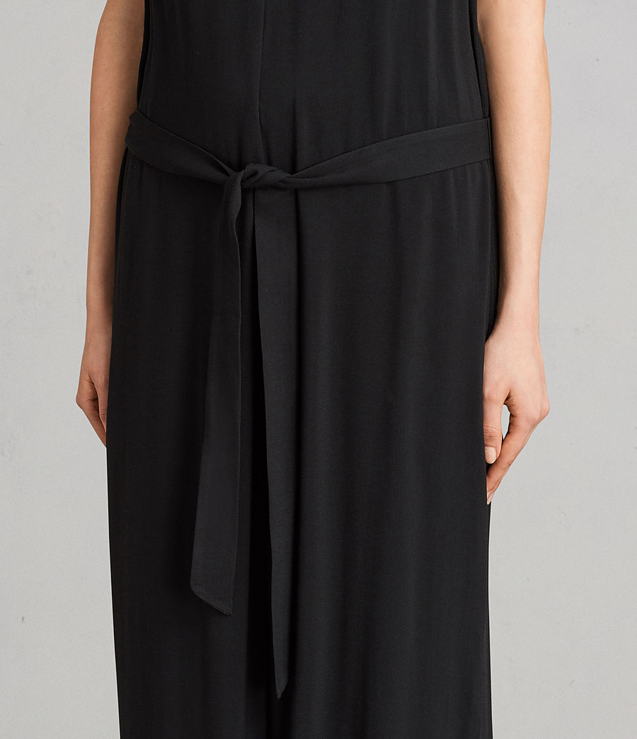 Damen Cate Jumpsuit (black) - Image 5