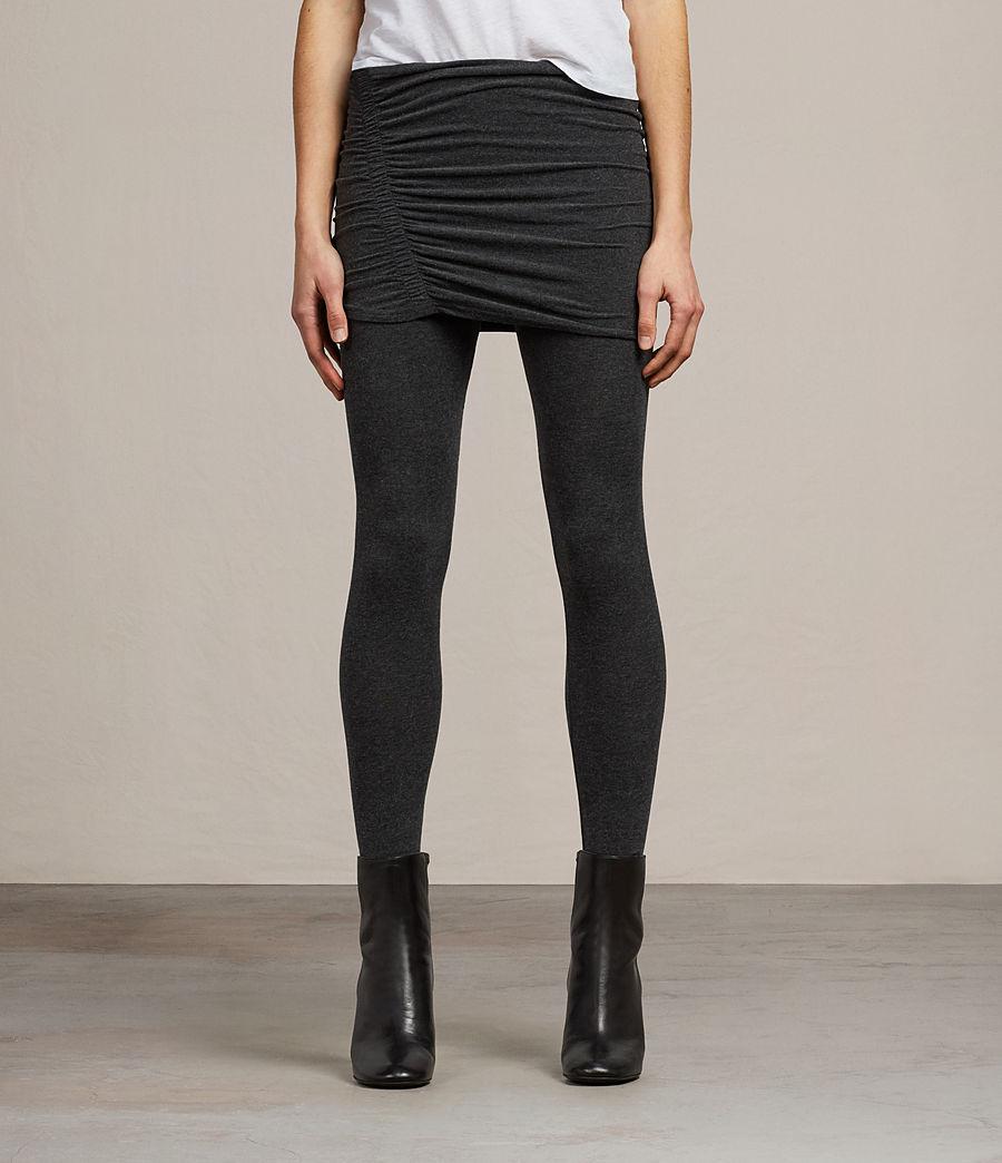 Women's Raffi Arie Legging (charcoal_grey) - Image 1