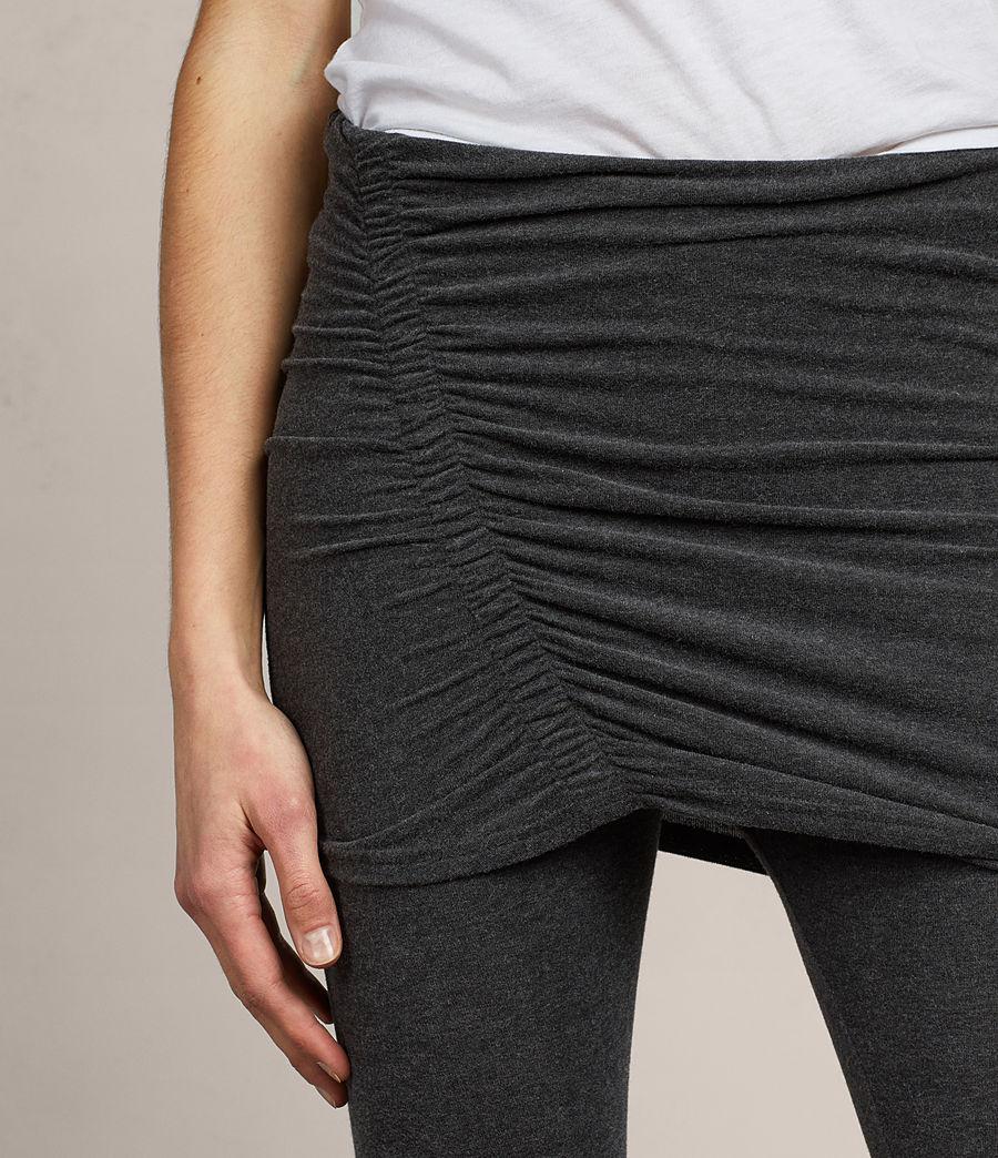 Women's Raffi Arie Legging (charcoal_grey) - Image 2