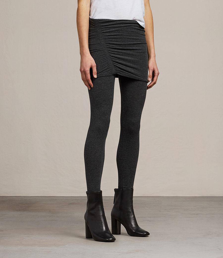 Women's Raffi Arie Legging (charcoal_grey) - Image 3