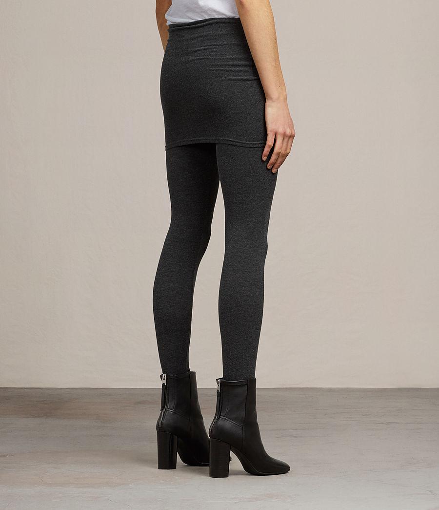 Women's Raffi Arie Legging (charcoal_grey) - Image 4