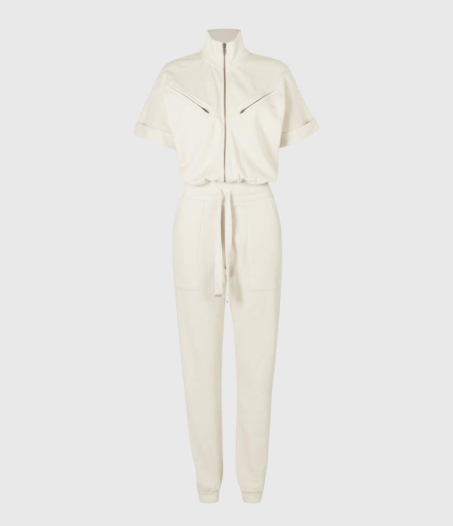 Womens Kayla Jumpsuit (linnet_white) - Image 2