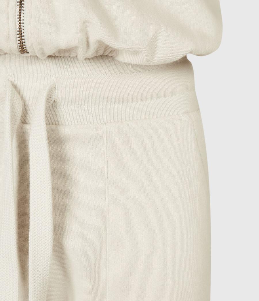 Womens Kayla Jumpsuit (linnet_white) - Image 6