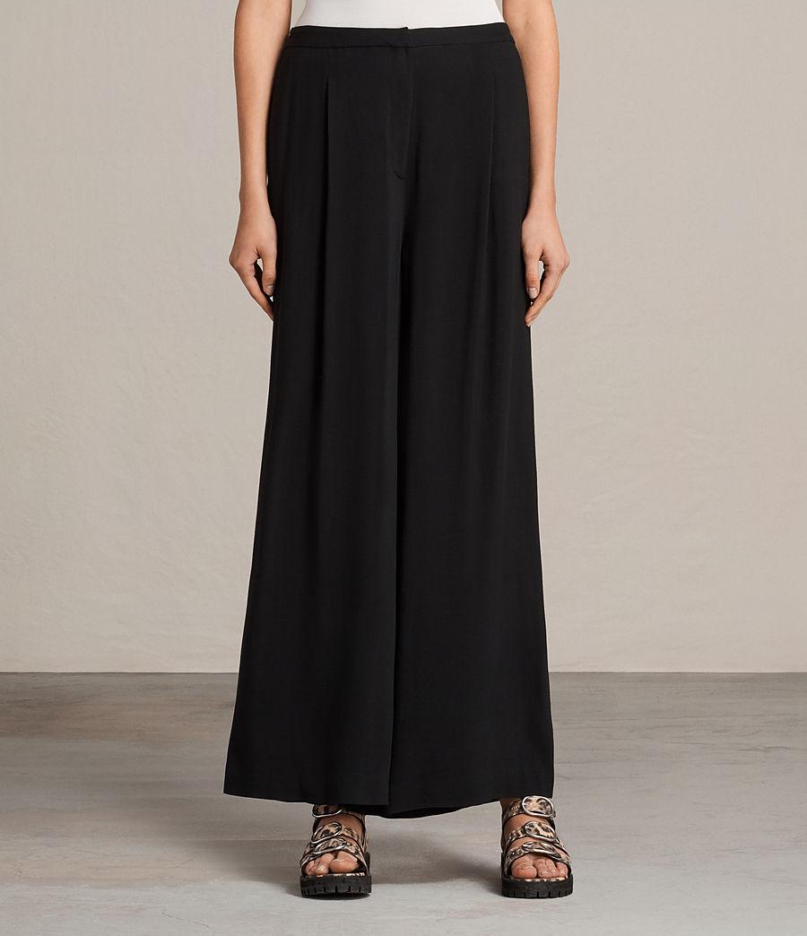 Femmes Pantalon Max (black) - Image 1