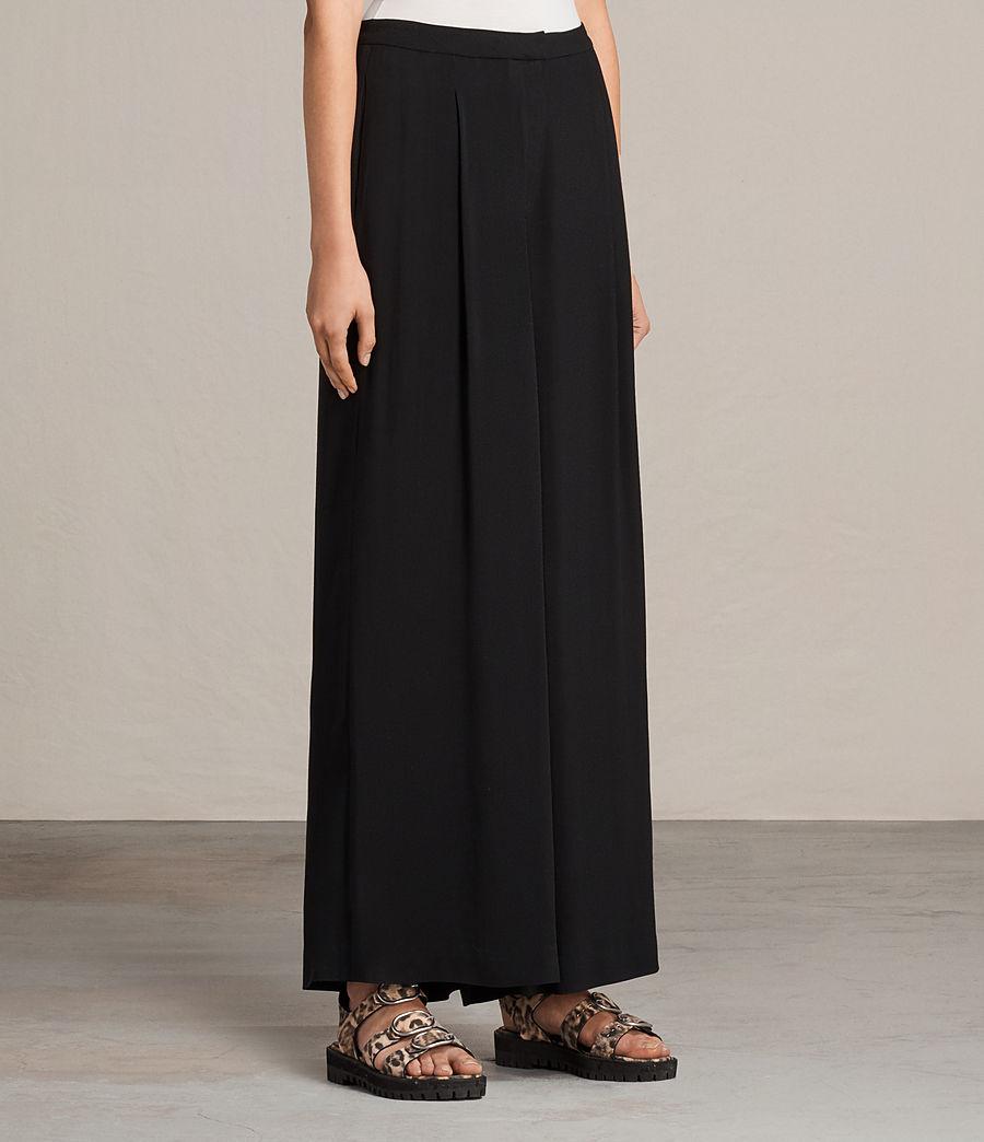 Femmes Pantalon Max (black) - Image 3