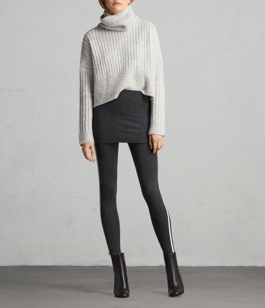 Raffi Side Stripe Leggings by Allsaints