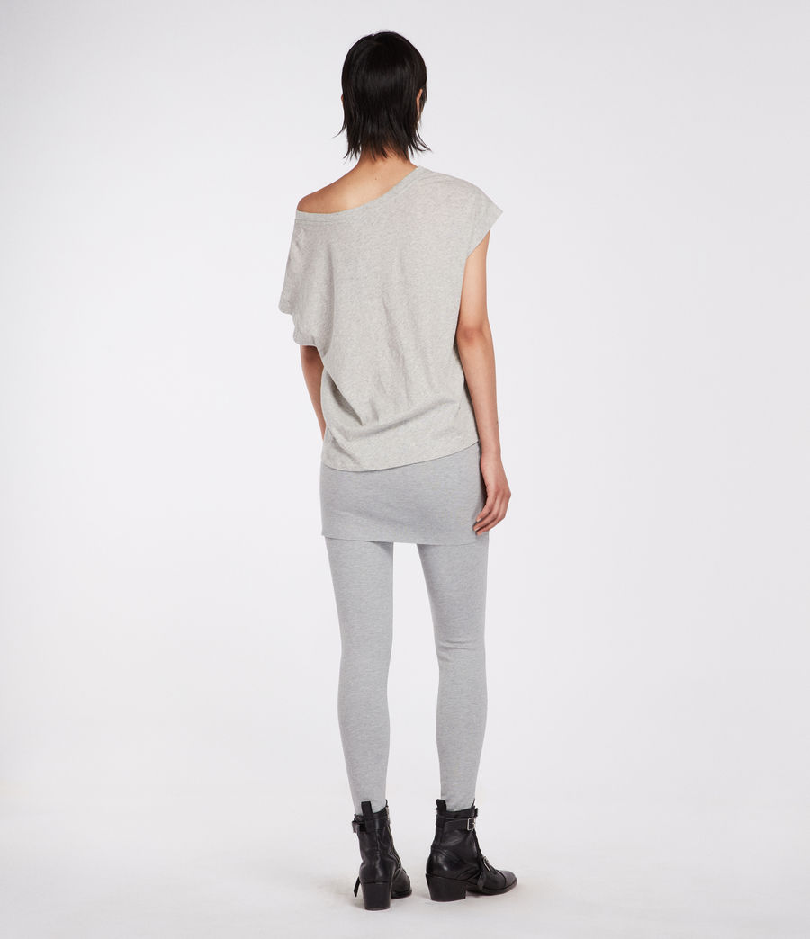 Women's Terro Raffi Leggings (grey_marl) - Image 5