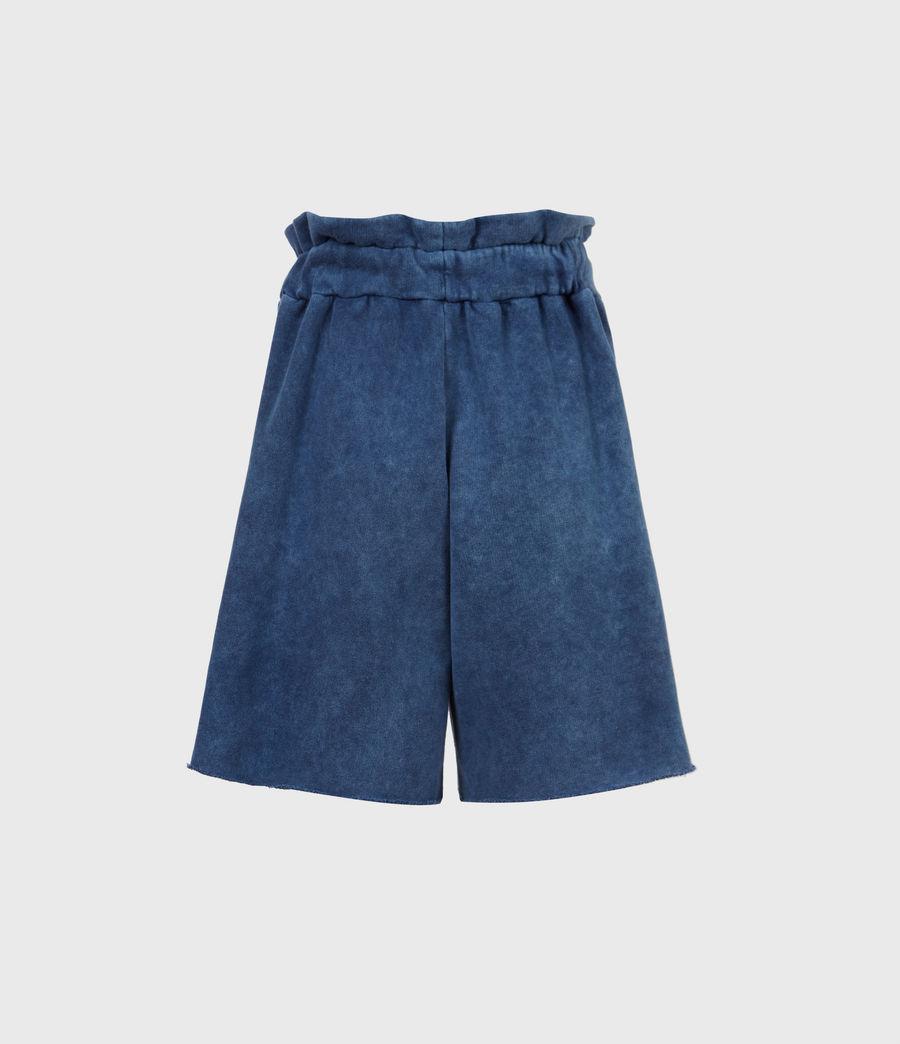 Womens Navarre Shorts (rumor_blue) - Image 3