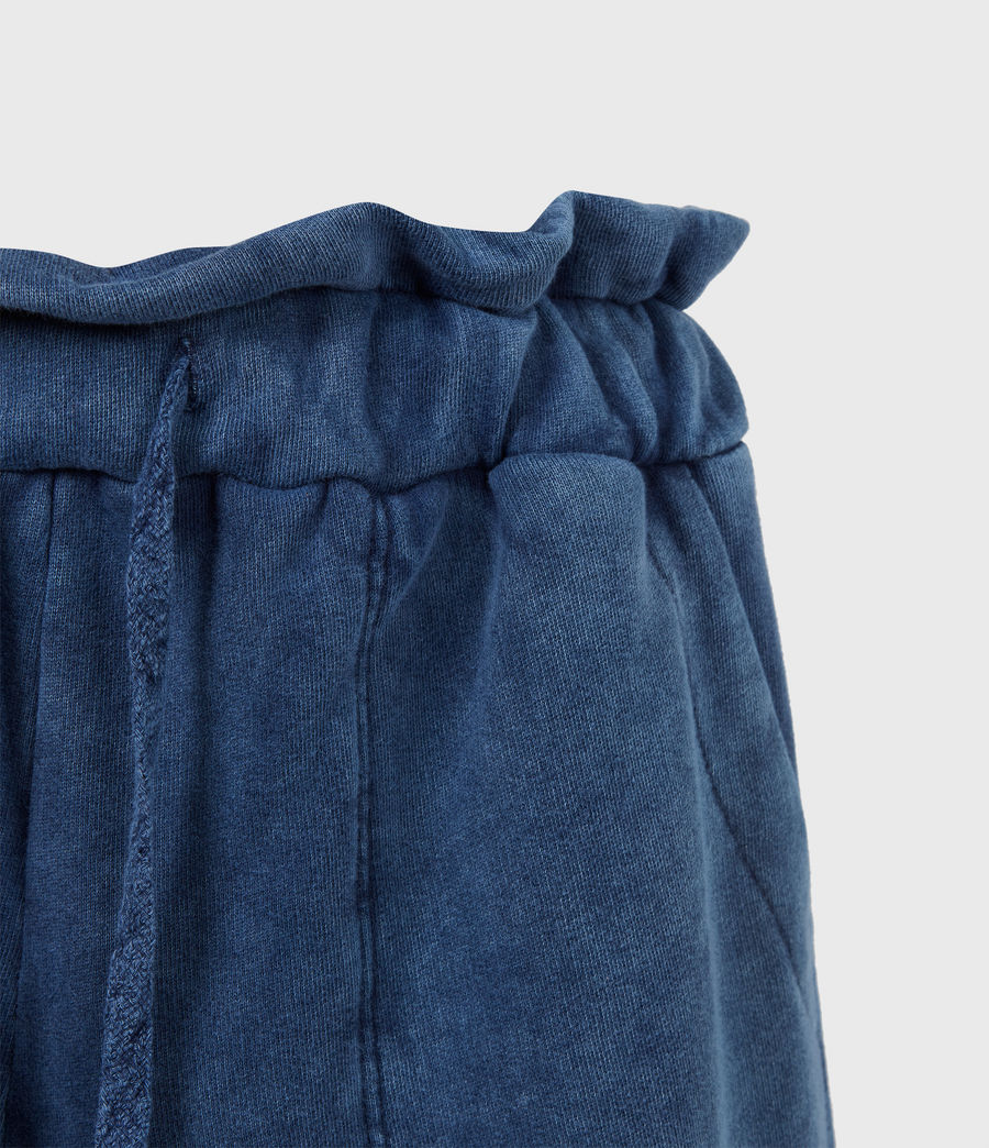 Womens Navarre Shorts (rumor_blue) - Image 5