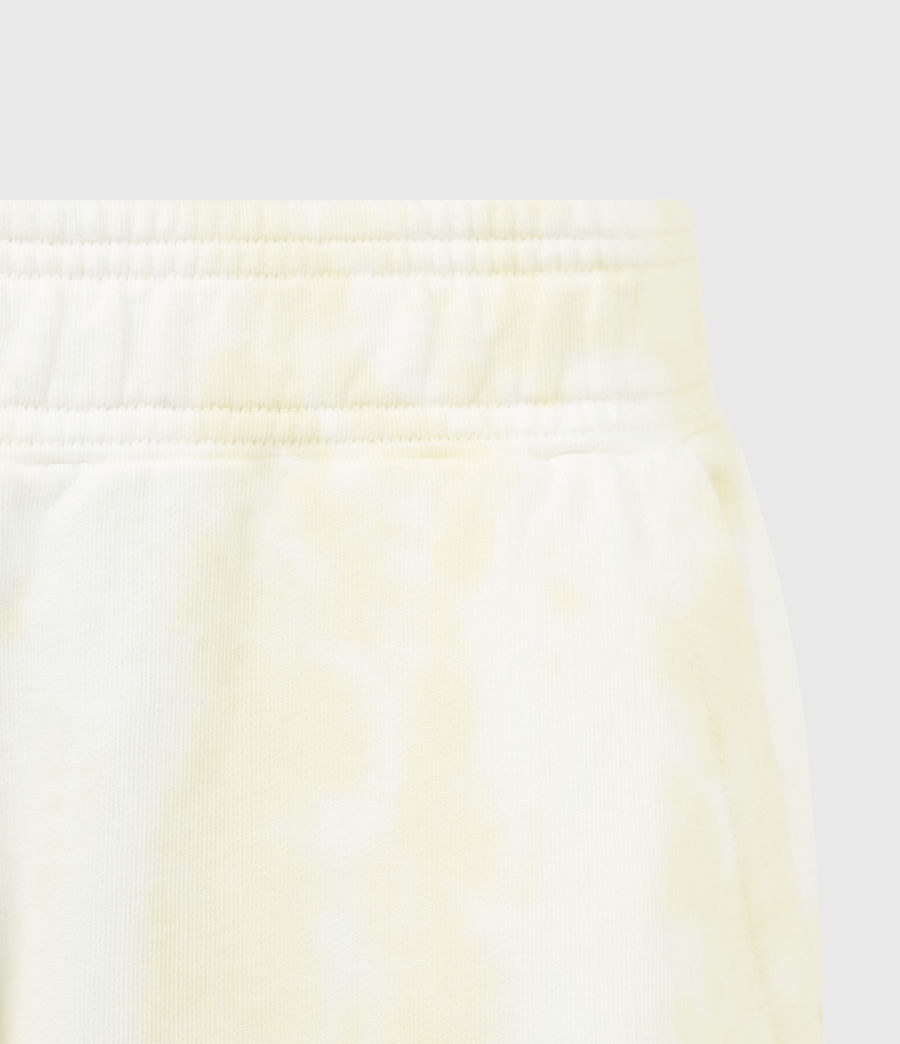 Women's Pippa Tie Dye Joggers (yellow_lilac) - Image 5