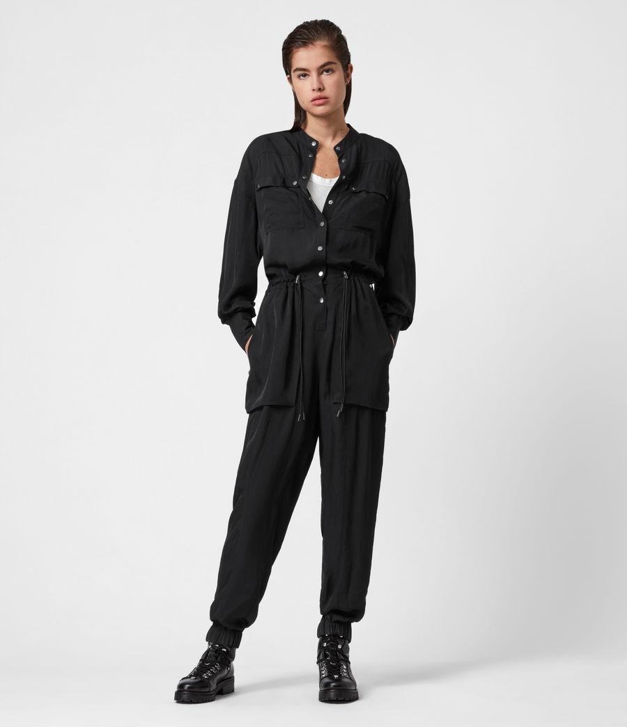 Women's Enia Jumpsuit (black) - Image 1