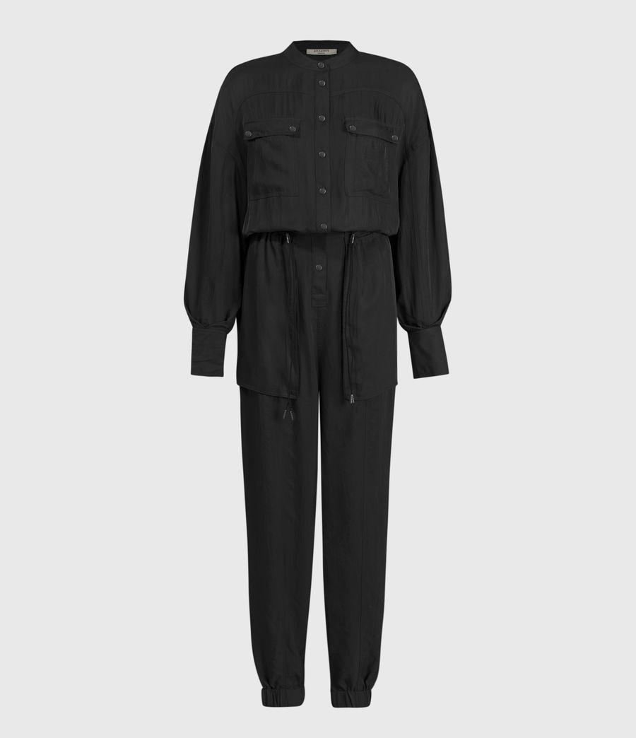 Women's Enia Jumpsuit (black) - Image 2