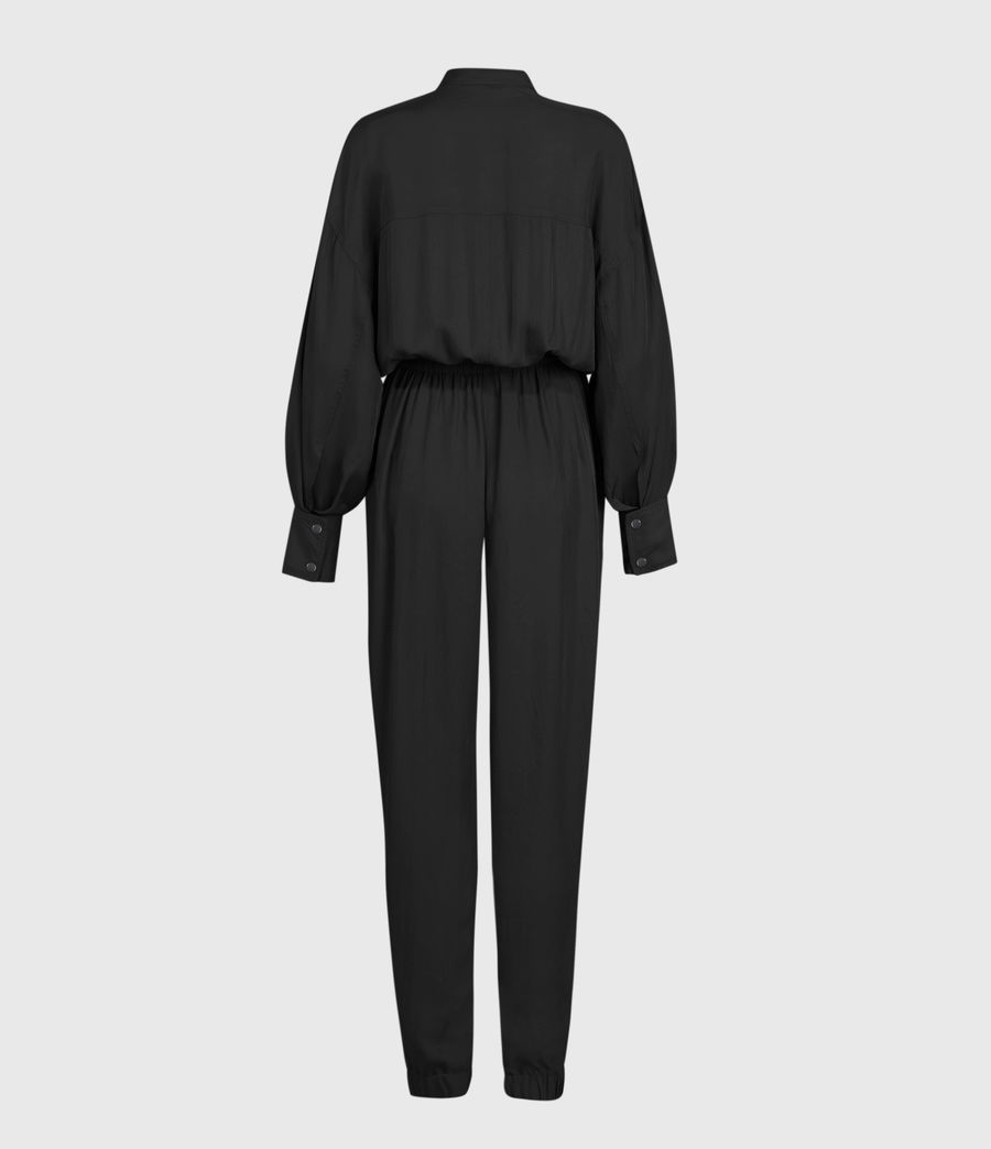 Damen Enia Jumpsuit (black) - Image 3