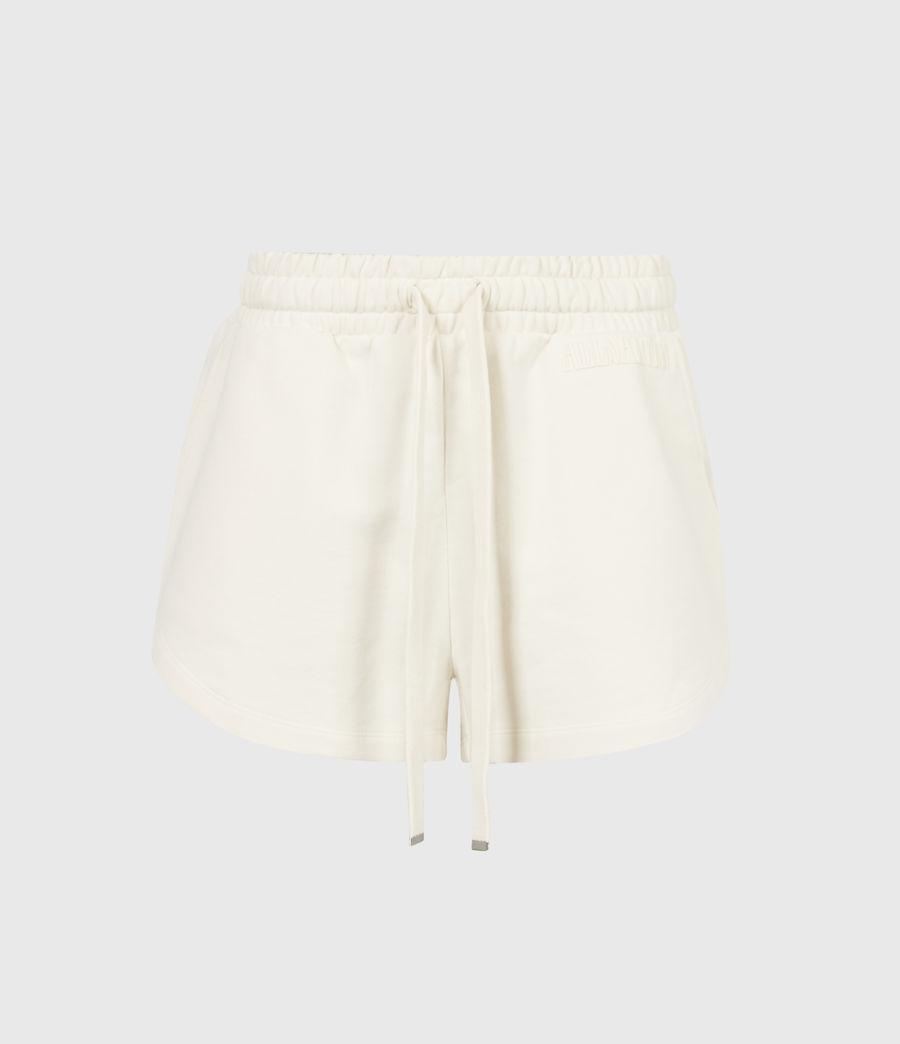 Femmes Lila Sweat Shorts (ecru_white) - Image 2