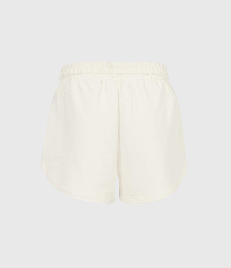 Femmes Lila Sweat Shorts (ecru_white) - Image 3