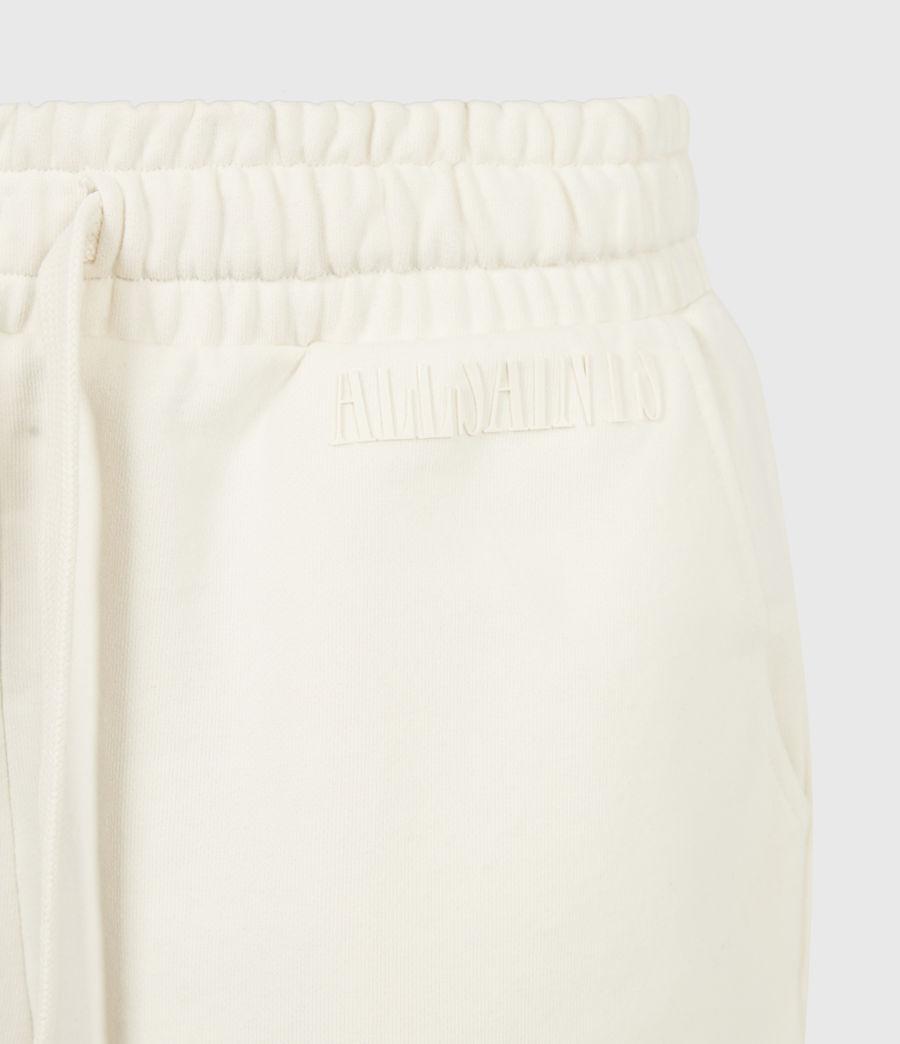 Femmes Lila Sweat Shorts (ecru_white) - Image 5