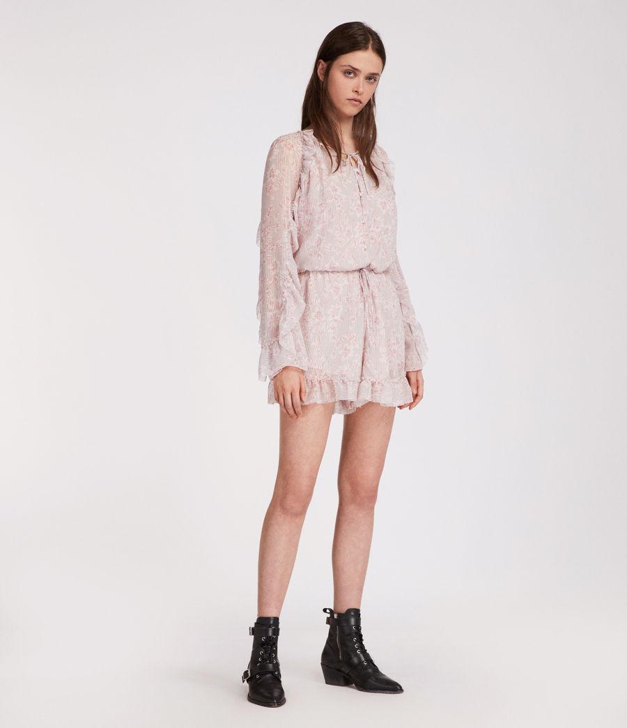 Damen Flora Lanai Jumpsuit (light_pink) - Image 1