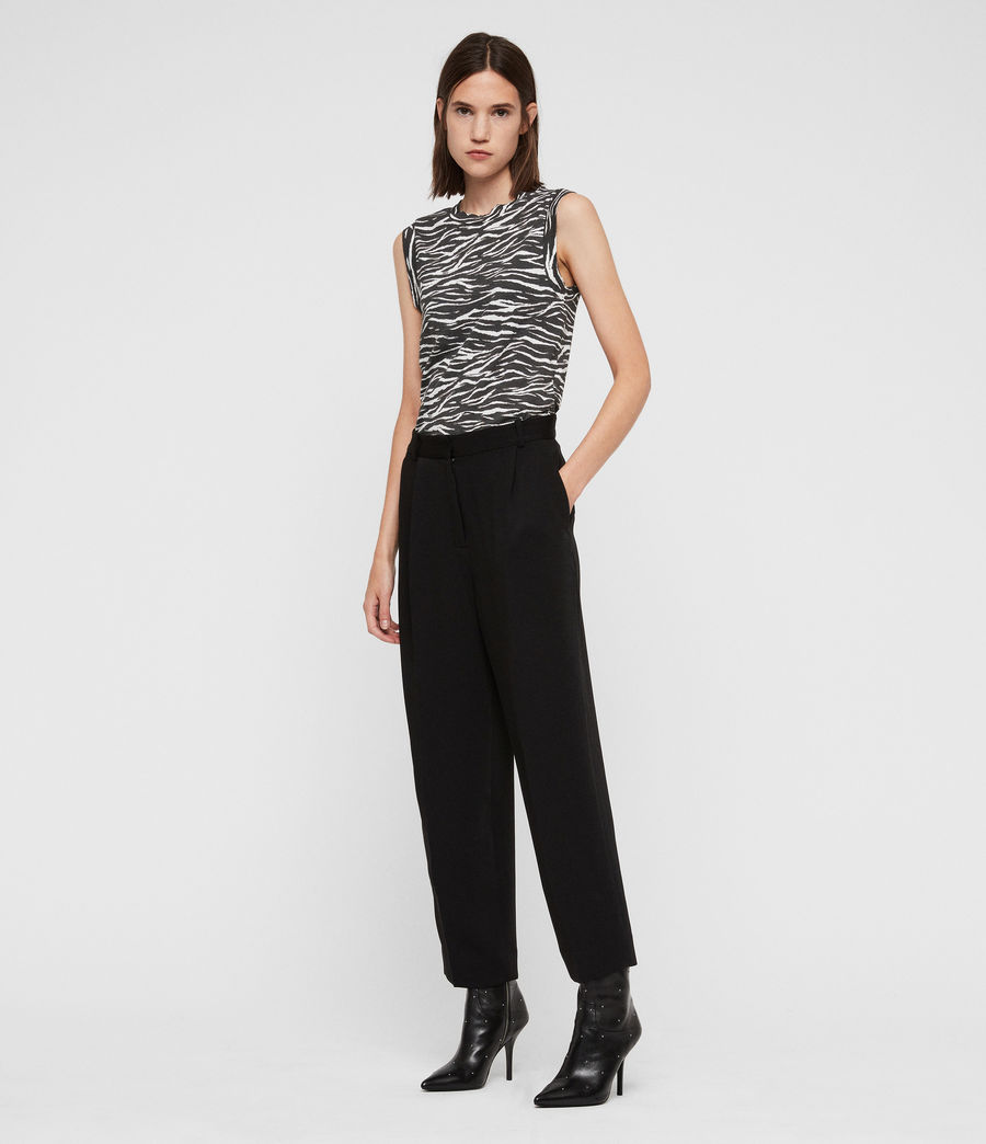 Womens Eris Pants (black) - Image 1