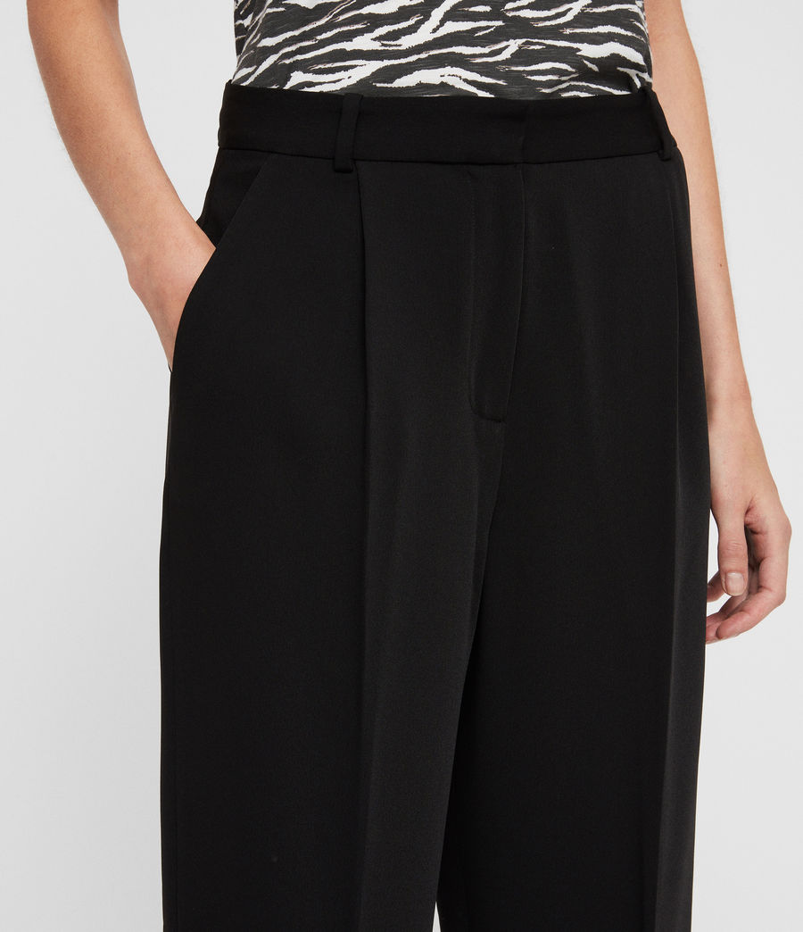 Womens Eris Pants (black) - Image 2