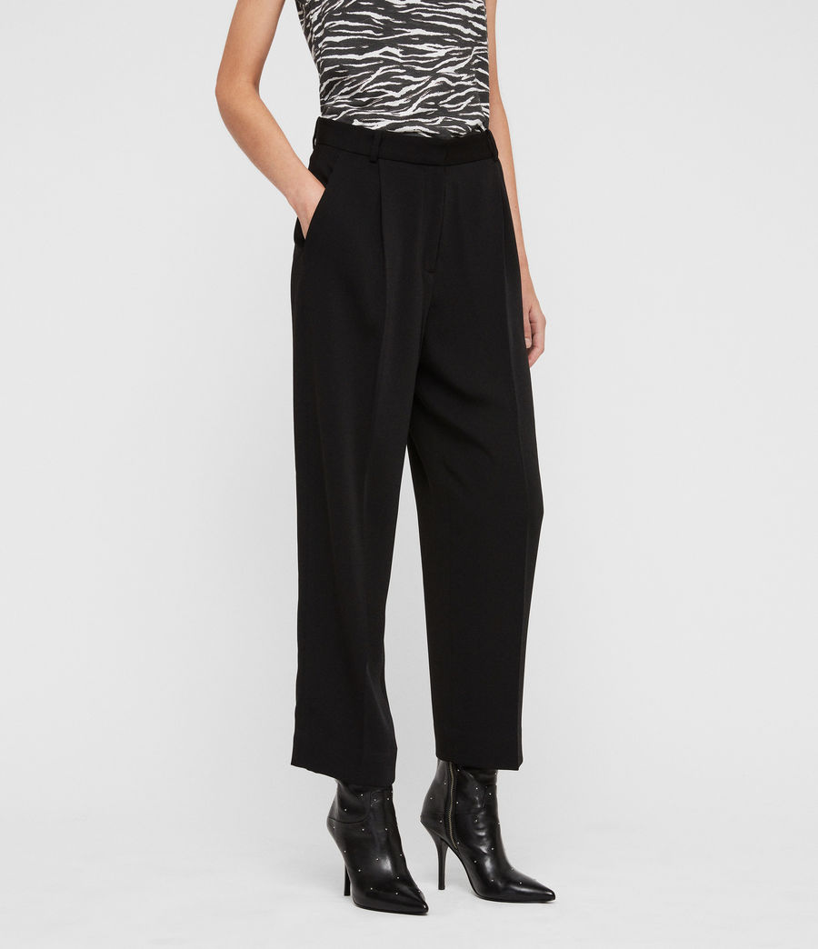 Womens Eris Pants (black) - Image 3