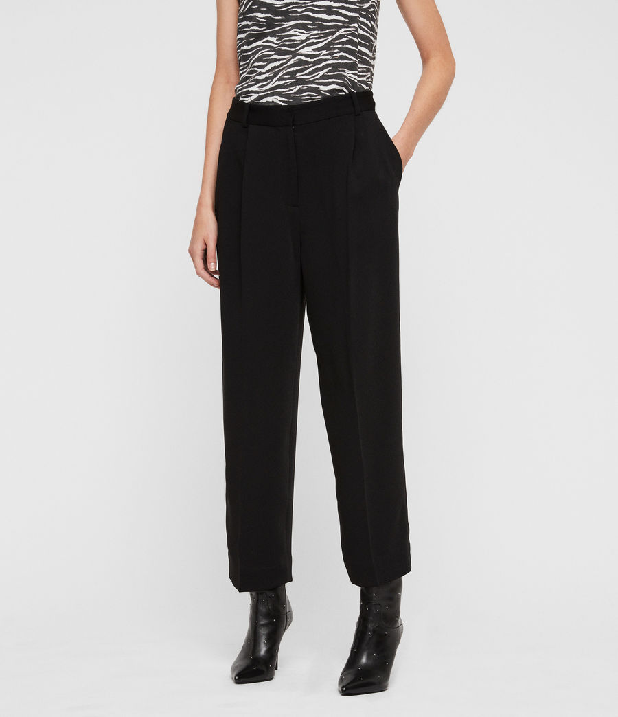 Womens Eris Pants (black) - Image 4