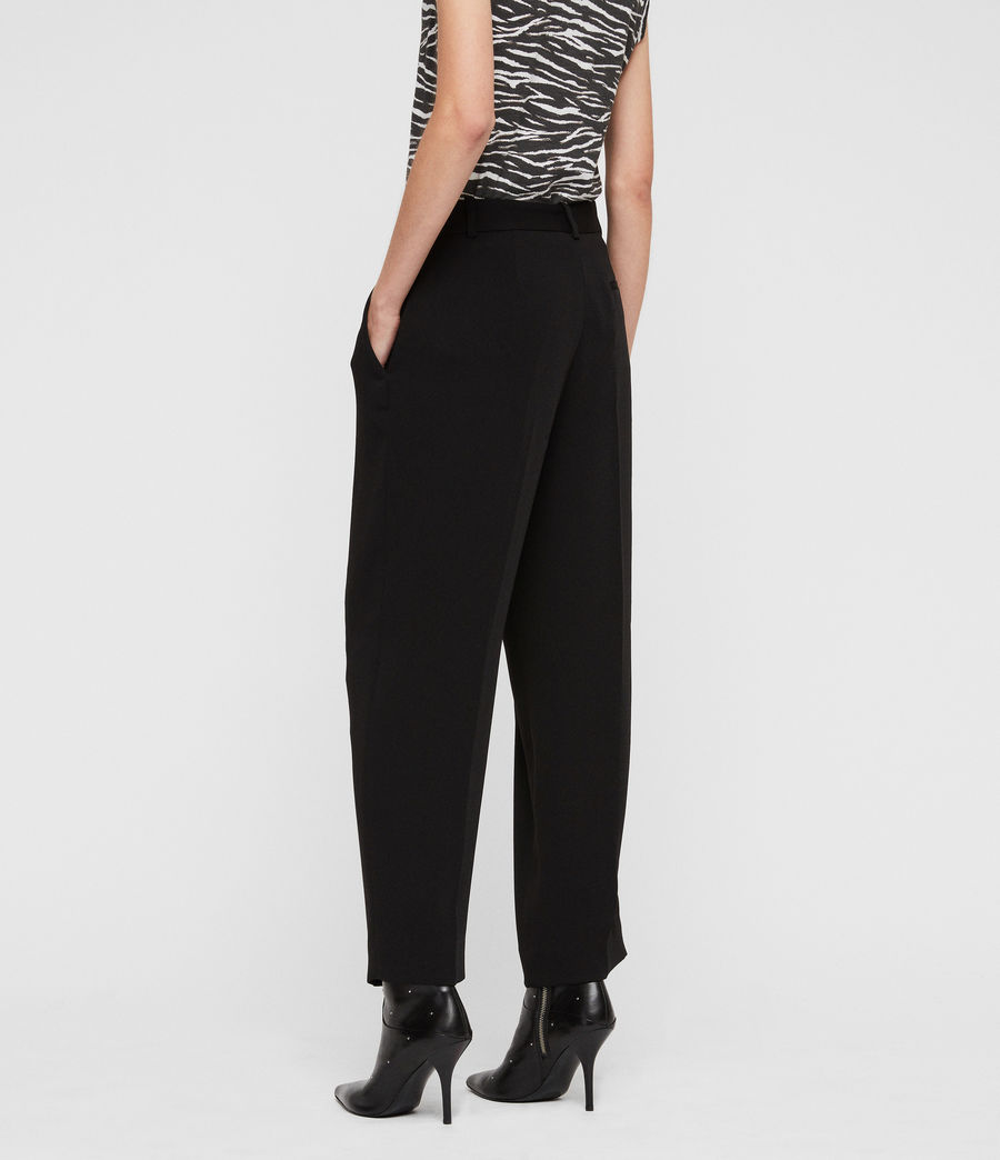 Womens Eris Pants (black) - Image 5