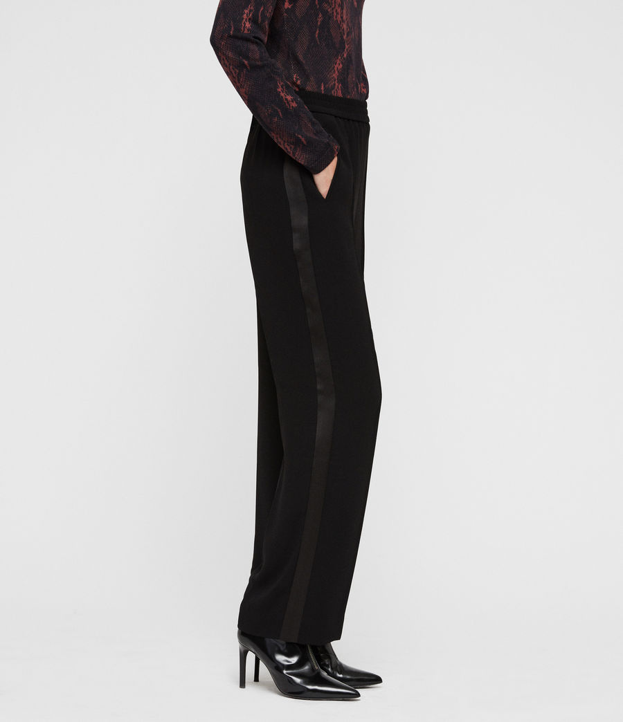 Womens Essi Pants (black) - Image 2
