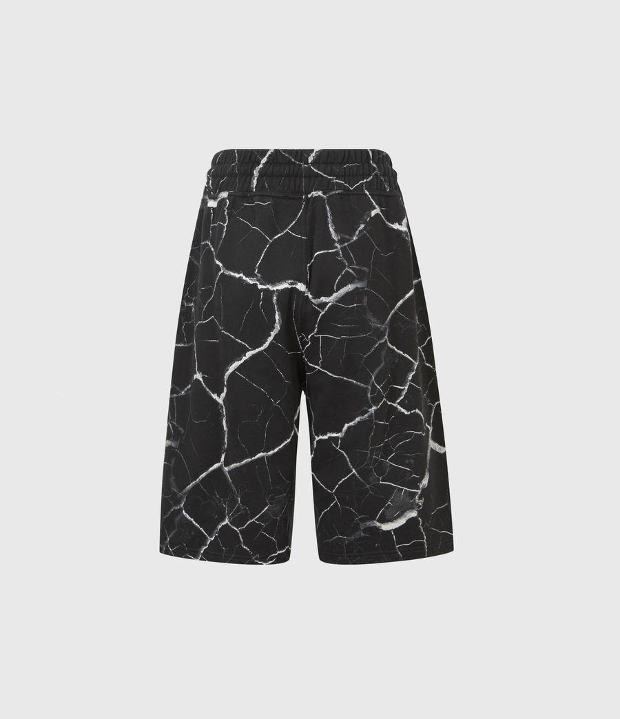 Women's Talie Hope Boyfriend Shorts (black) - Image 3