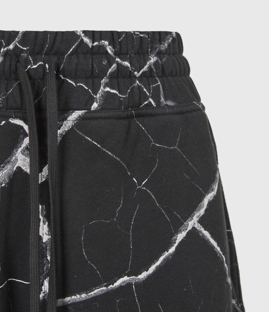 Women's Talie Hope Boyfriend Shorts (black) - Image 5