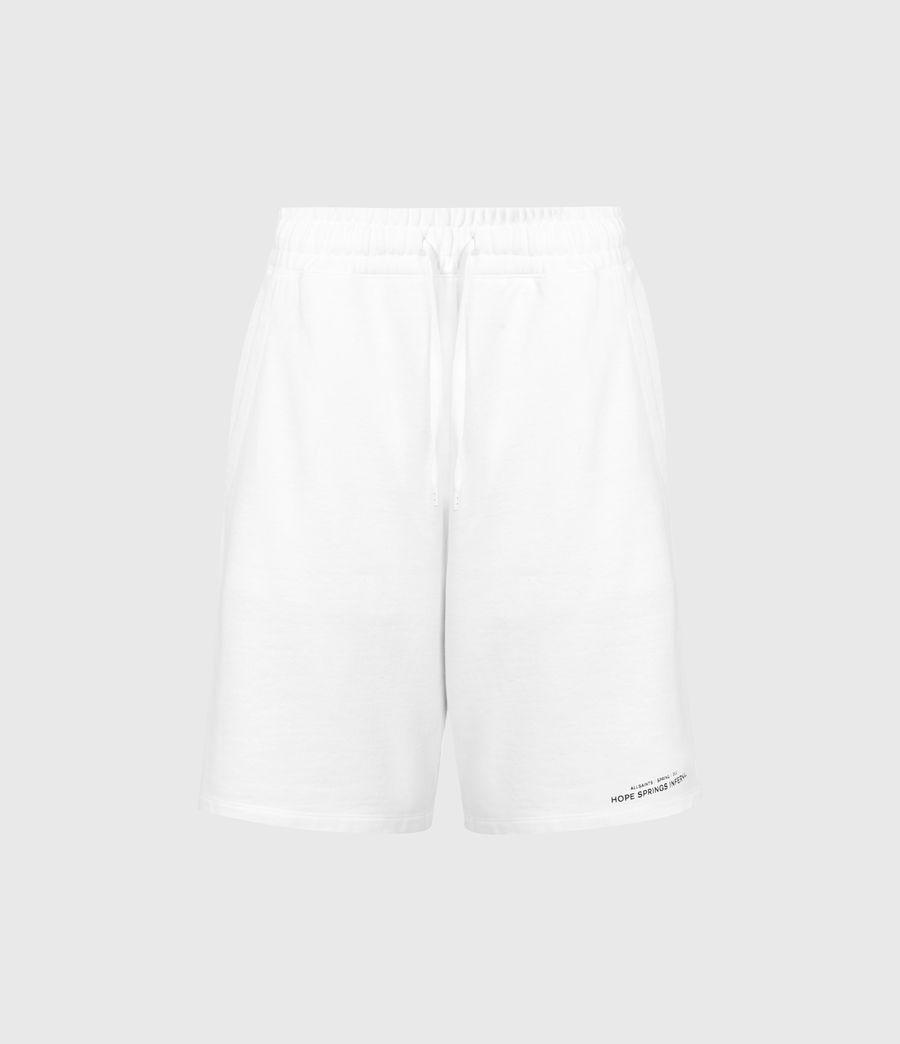 Women's Talie Boyfriend Shorts (optic_white) - Image 2
