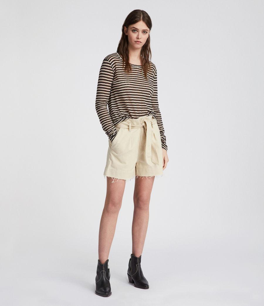Mujer Shorts Cala (sand) - Image 2
