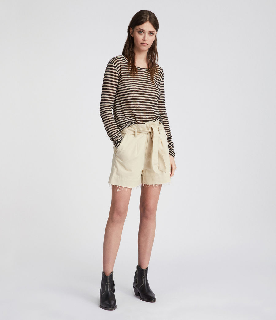 Women's Cala Shorts (sand) - Image 2