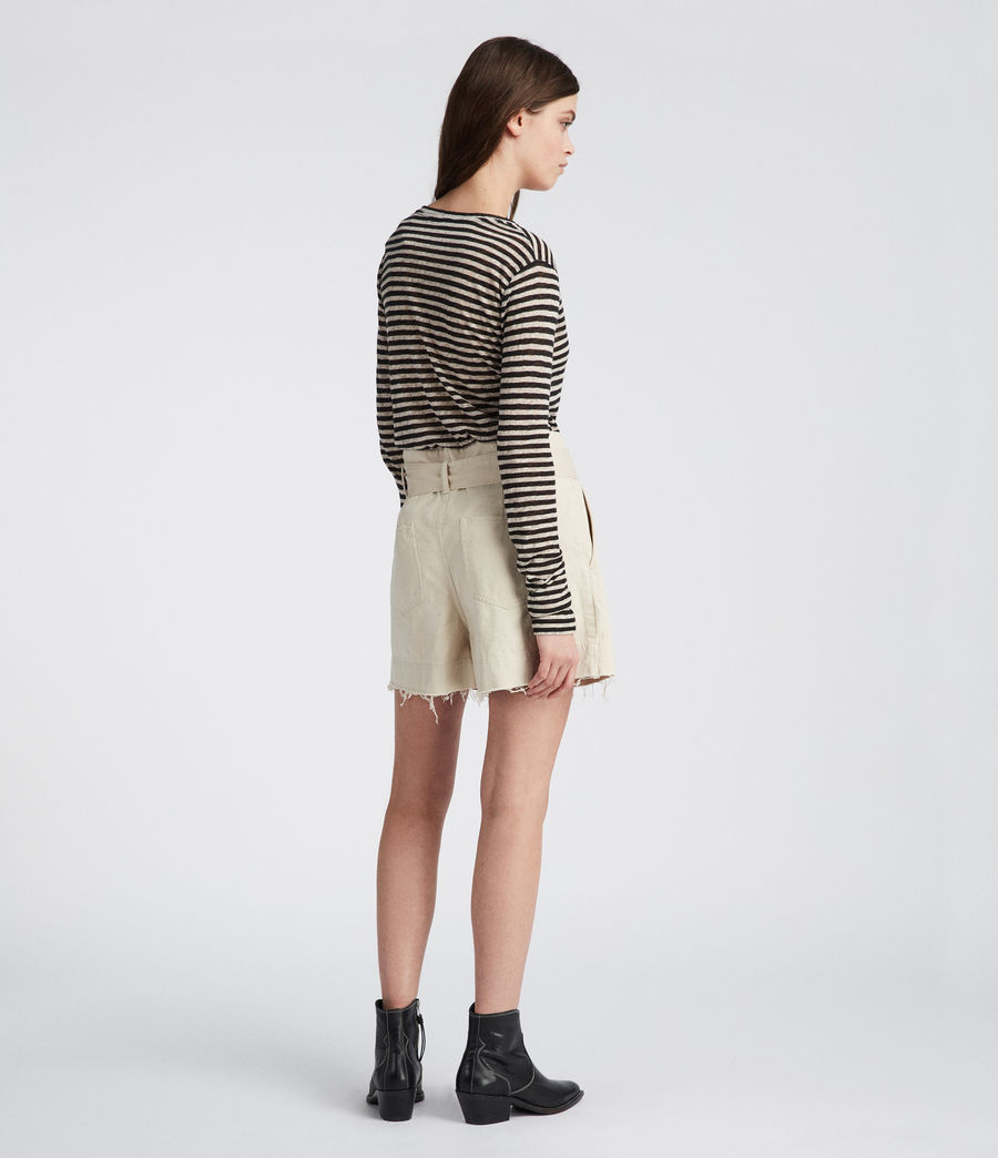 Women's Cala Shorts (sand) - Image 4