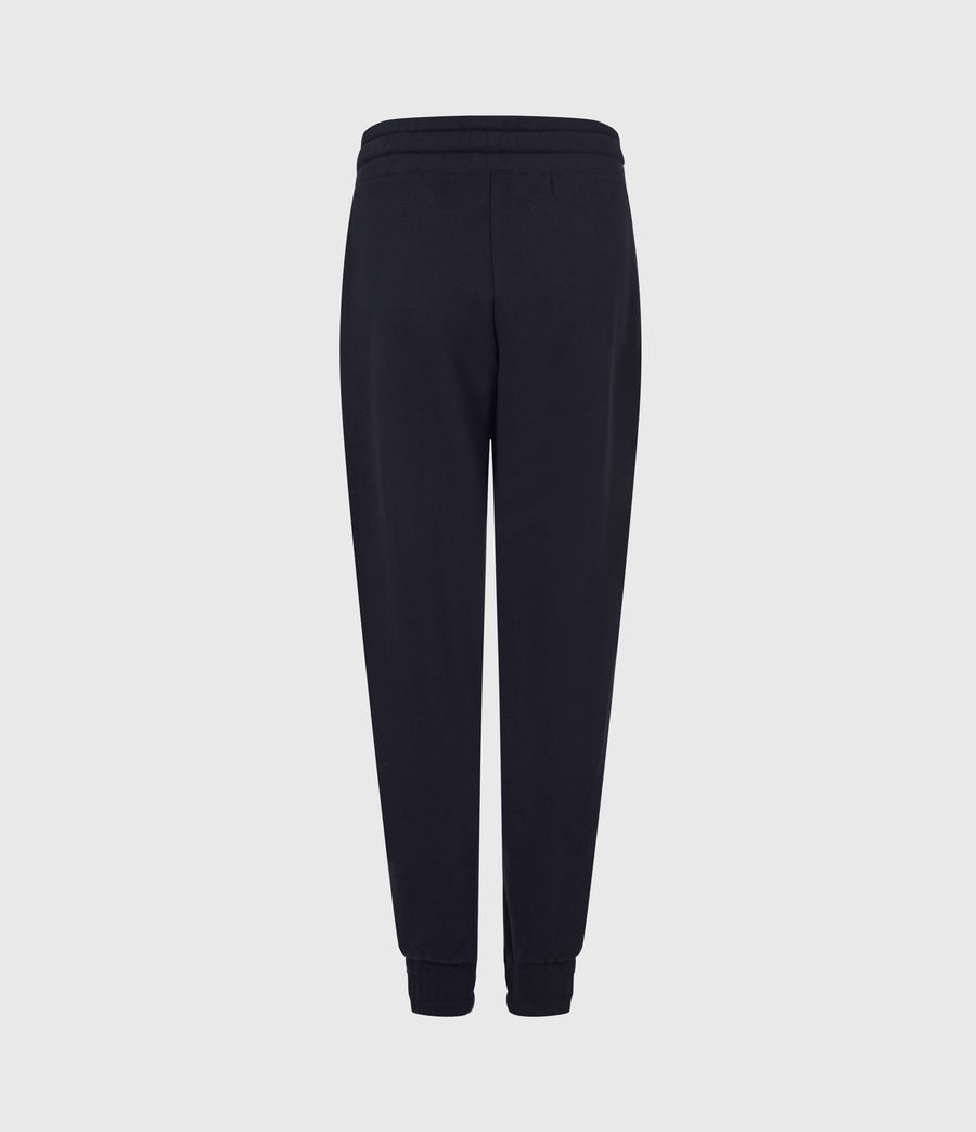 Women's Lucia Cuffed Relaxed Sweatpants (ink_blue) - Image 3