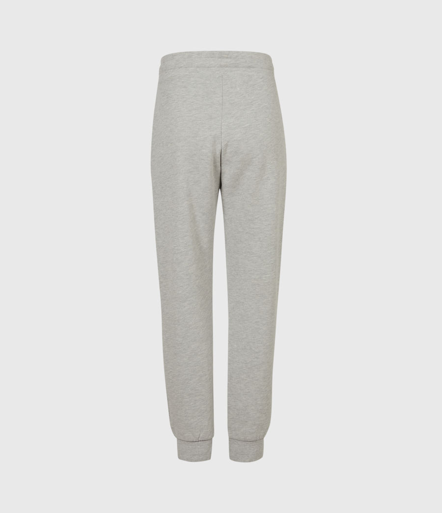 Women's Lucia Cuffed Relaxed Sweatpants (grey_marl) - Image 3
