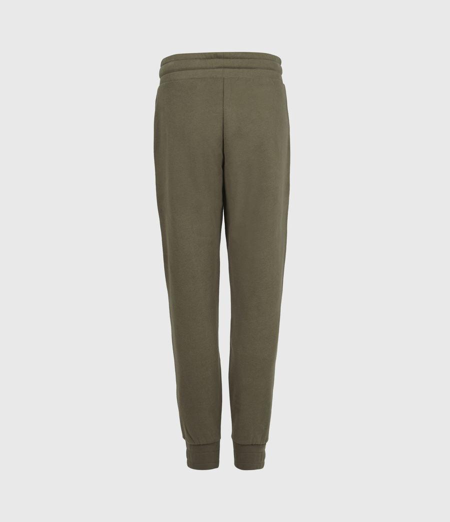 Womens Lucia Cuffed Relaxed Sweatpants (khaki_green) - Image 3
