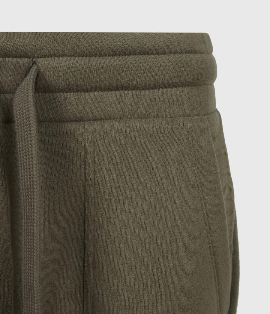 Womens Lucia Cuffed Relaxed Sweatpants (khaki_green) - Image 5