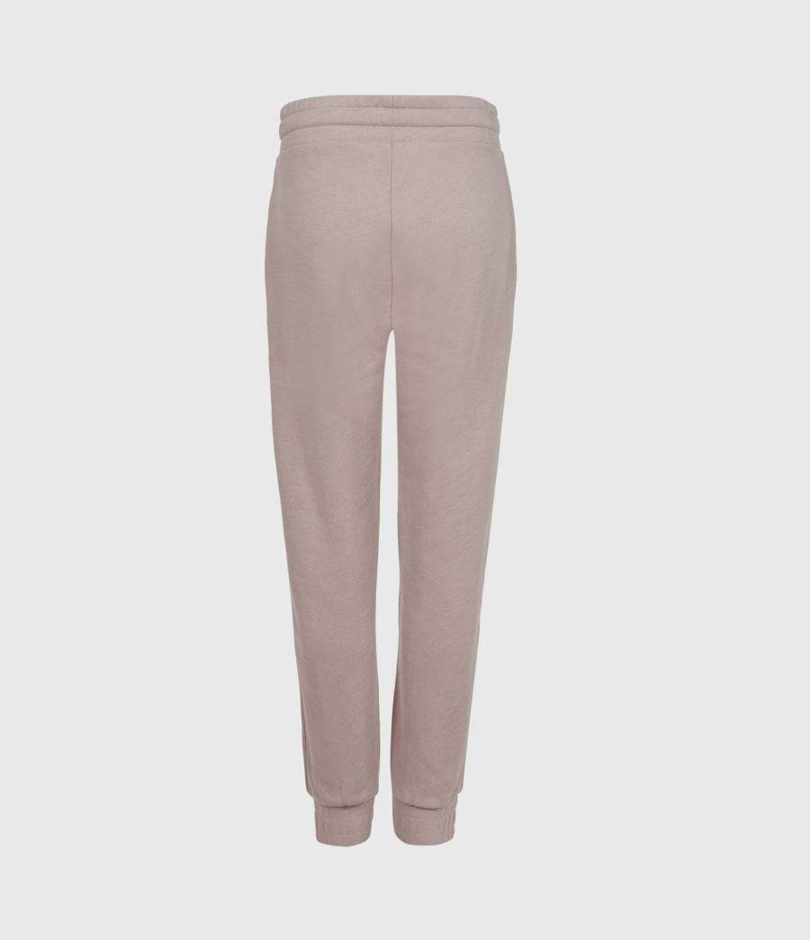 Womens Lucia Cuffed Relaxed Sweatpants (morning_mauve) - Image 3