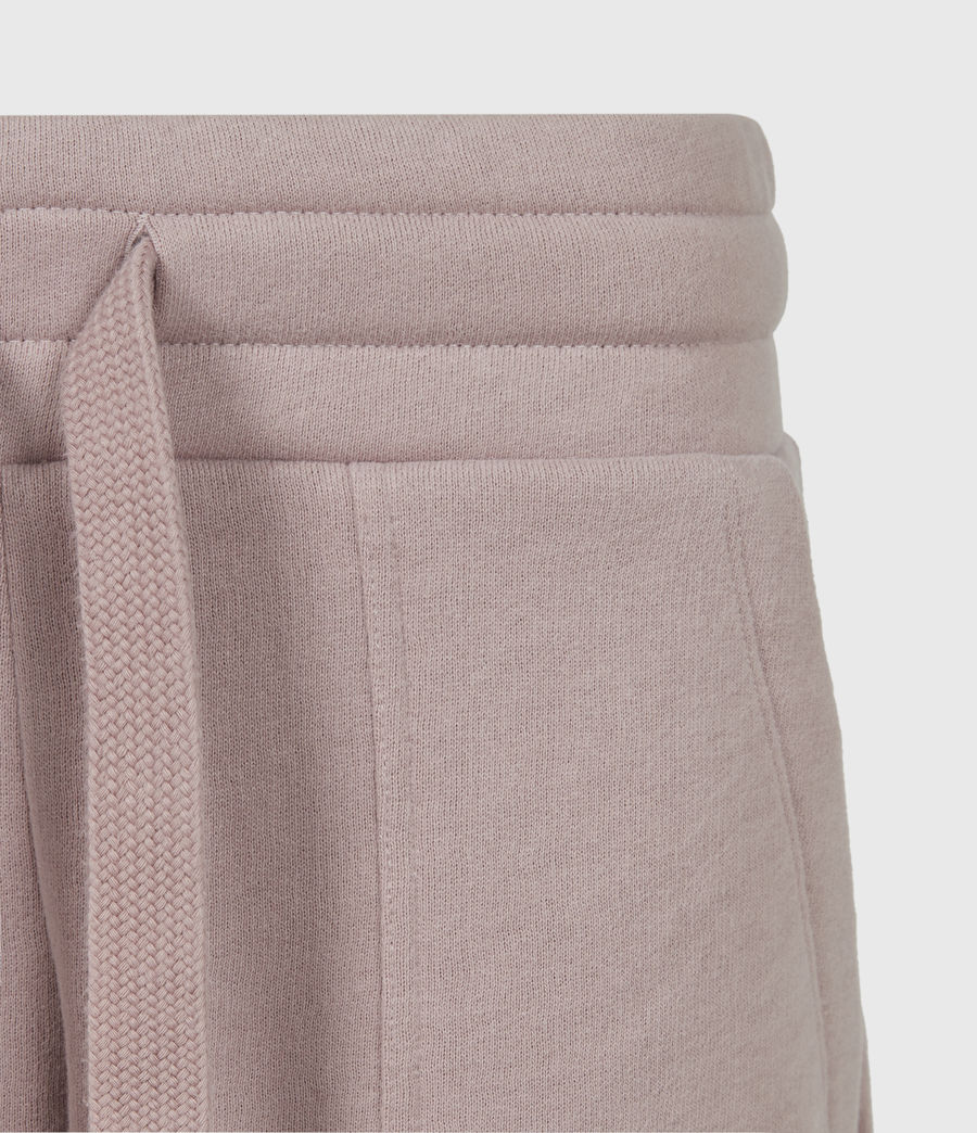 Womens Lucia Cuffed Relaxed Sweatpants (morning_mauve) - Image 5
