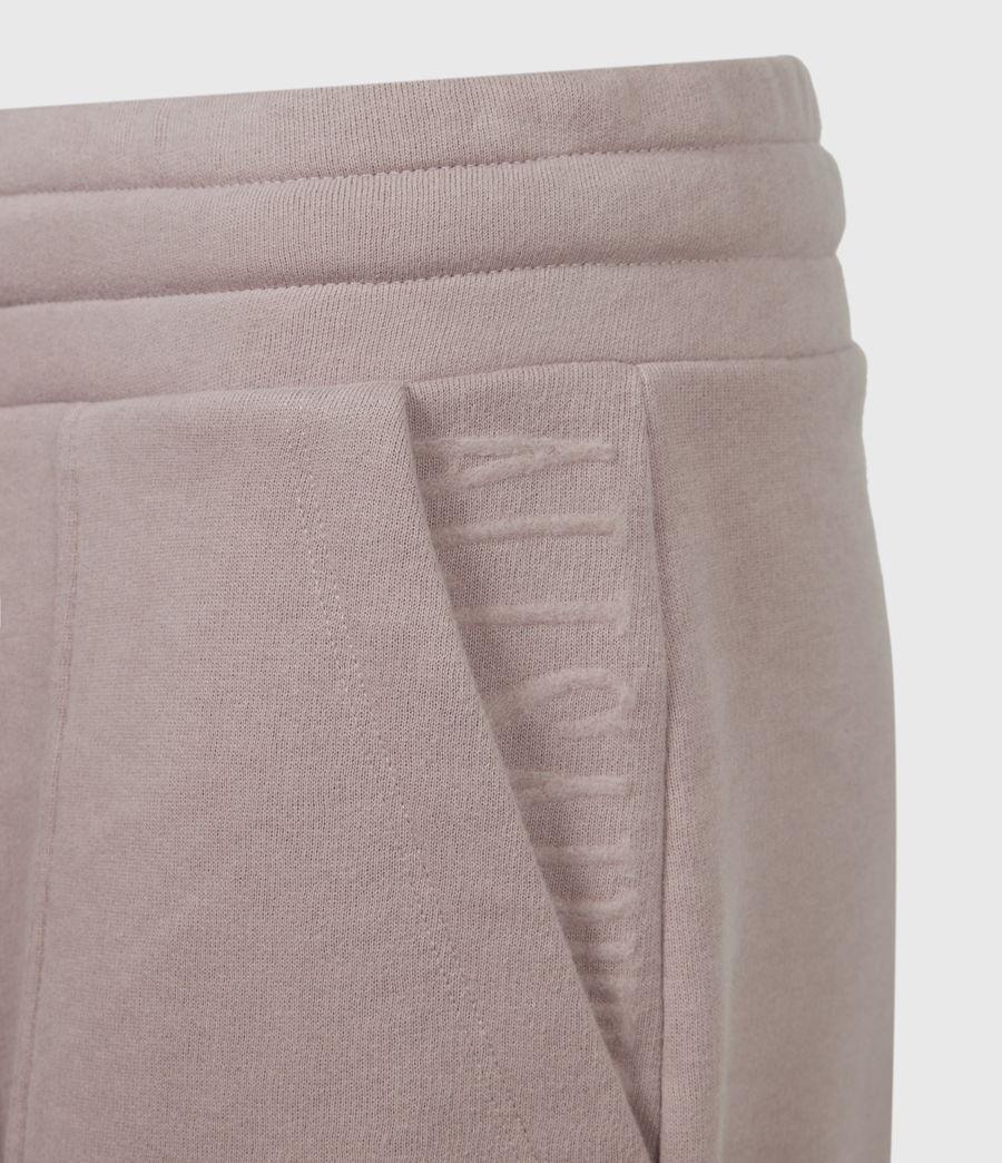 Womens Lucia Cuffed Relaxed Sweatpants (morning_mauve) - Image 6