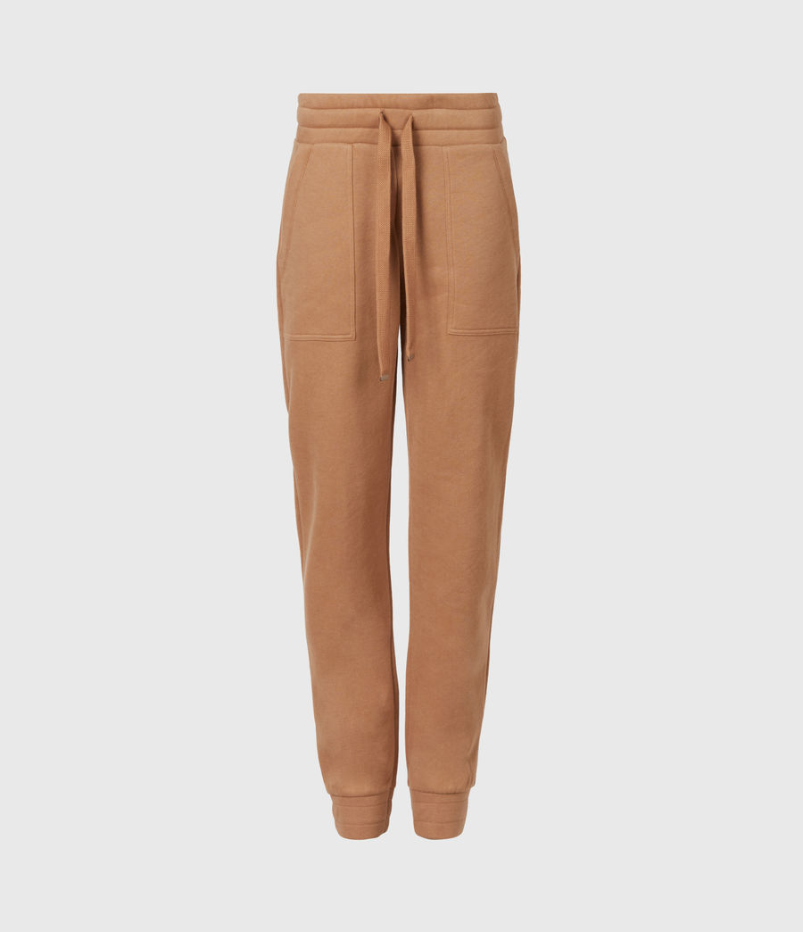 Women's Lucia Cuffed Relaxed Sweatpants (desert_tan) - Image 2