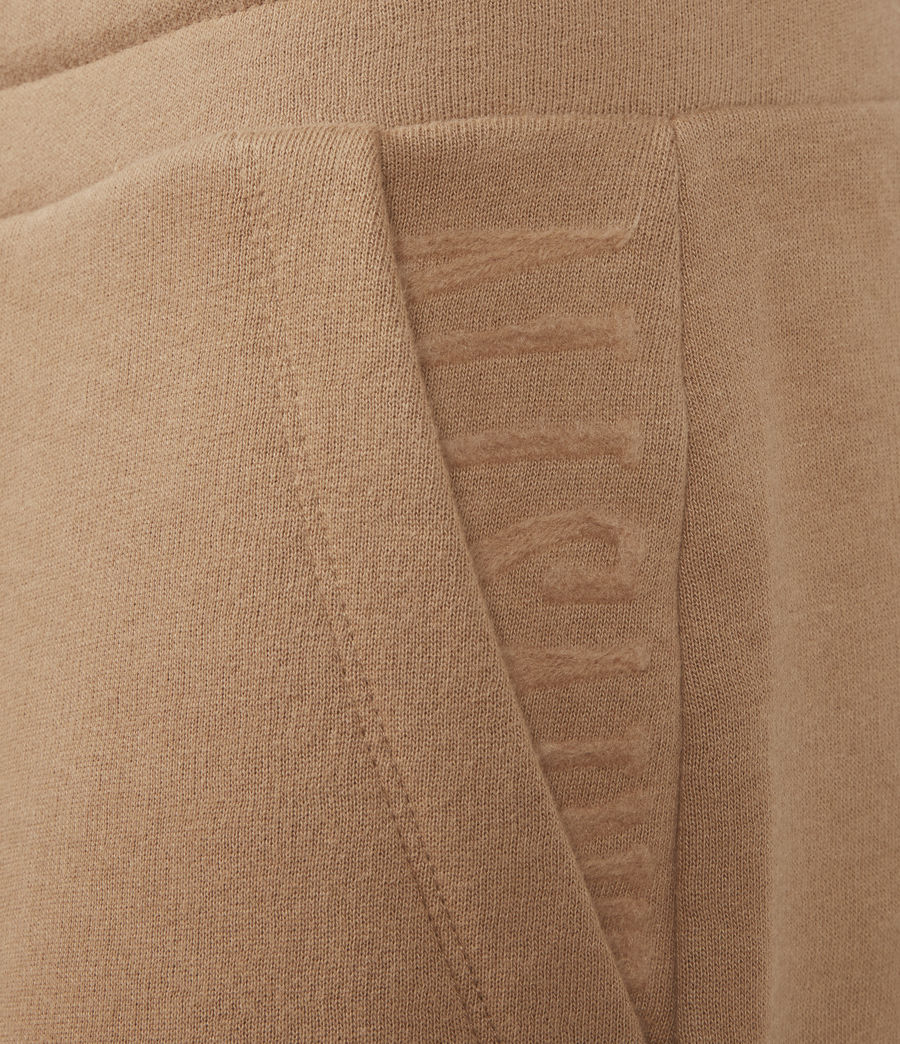 Women's Lucia Cuffed Relaxed Sweatpants (desert_tan) - Image 6