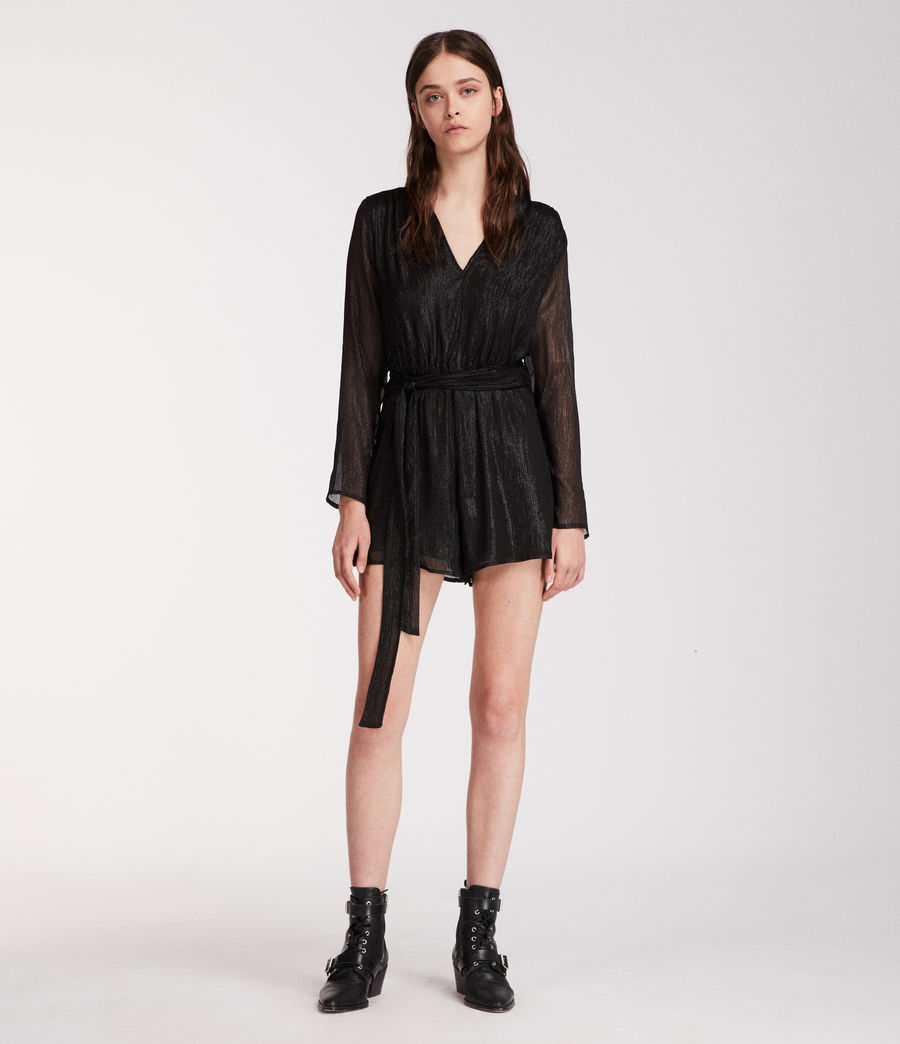 Donne Tuta Karine Stripe (black) - Image 1