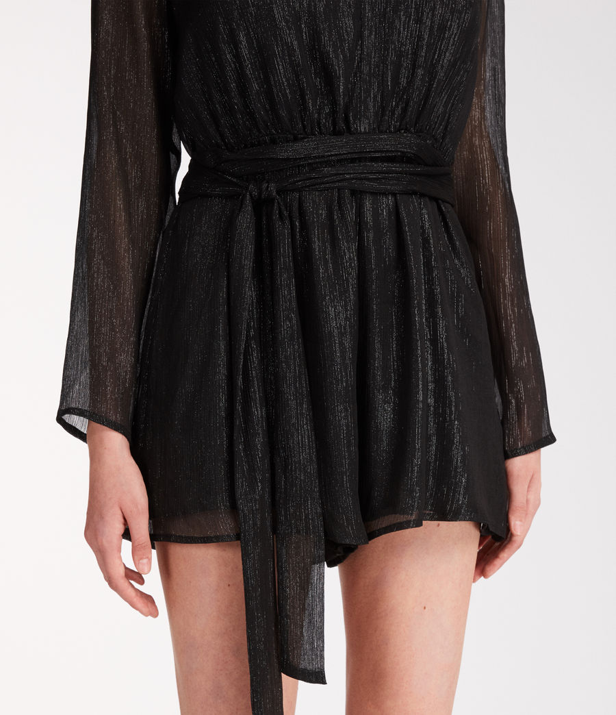 Donne Tuta Karine Stripe (black) - Image 2